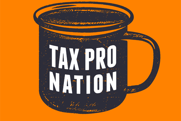 Tax Pro Nation - podcast for tax professionals