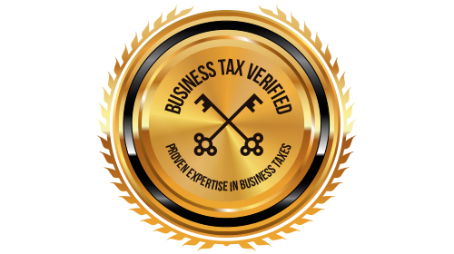 Business Tax Verified Training Program