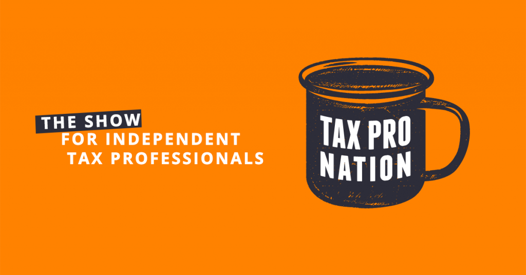 Tax Pro Nation podcast