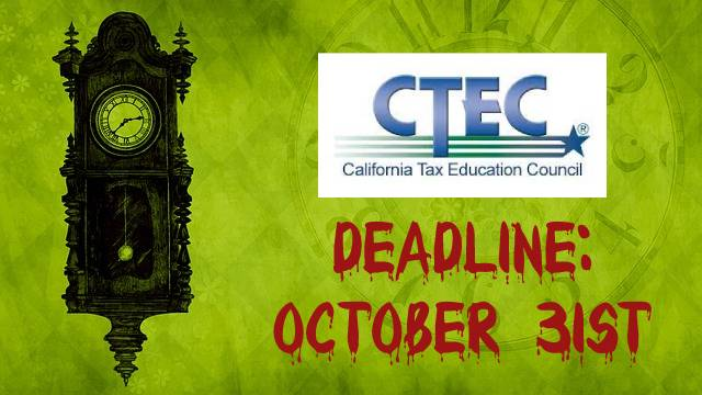 CTEC 27 days left to avoid $55 Penalty